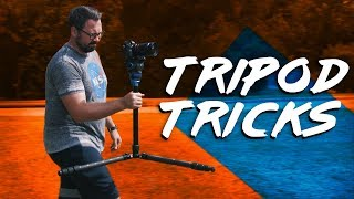 Download 8 Tripod Tricks for Filmmakers Video