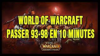 Download Wow Warlords of Draenor - Passer 93-98 en 10 minutes - Hoos Gaming Video