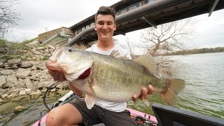 Download My New Personal Best... AGAIN! Trophy Texas Bass Video