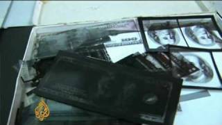 Download Peruvian counterfeiters thrive in economic crisis - 13 Jun 09 Video