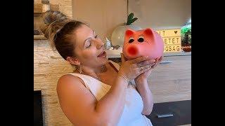 Download DISZNÓVÁGÁS! -avagy összetörtem a malacperselyt ! Nyaralásra megtakarított pénzünk . Video