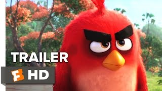 Download The Angry Birds Movie Official Teaser Trailer #1 (2016) - Peter Dinklage, Bill Hader Movie HD Video