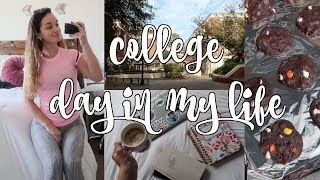 Download college day in my life: registering for classes, errands, halloween Video
