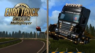 Download ETS2 Mp - Idiots on the road Pt.93 Video