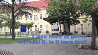 Download Campuswalk - A Tour of the Campus (University of Vienna) Video