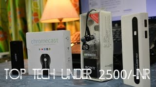Download Top Tech Under 2500/- INR - India Video