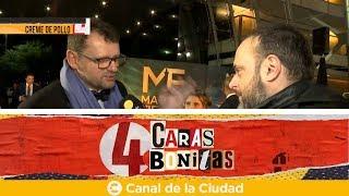 Download Creme de Pollo: En la alfombra roja del Martín Fierro 2019 en 4 Caras Bonitas Video