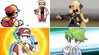 Download Evolution of Hidden Final Boss Pokémon Battles (1996 - 2017) Video