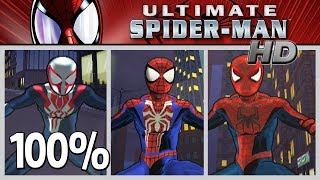 Download 🕷 Ultimate Spider-man HD - MOD #SPIDERMANPS4 - TOUS LES COSTUMES - 100% - Let's Play Commenté FR Video
