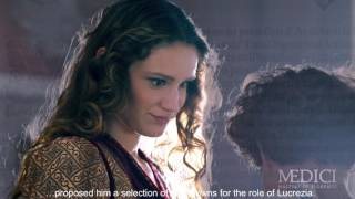 Download Medici: Masters of Florence - BTS - Part 22 ″The Actresses″ Video