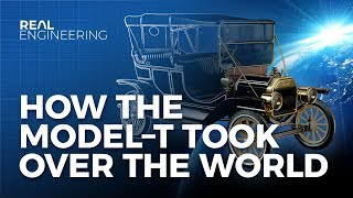 Download How The Ford Model T Took Over The World Video