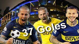 Download Los 37 goles de Benedetto en Boca Video