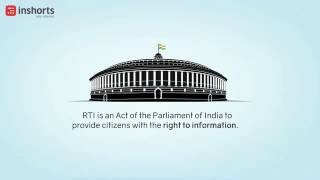 Download RTI (Right to Information) Act - All you need to know Video