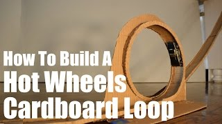 Download Build A Hot Wheels Loop Track From Cardboard Video