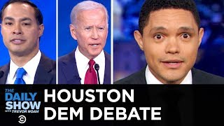 Download 2020 Democratic Debate in Houston | The Daily Show Video