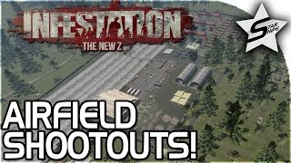 Download AIRFIELD SHOOTOUTS!! - Infestation The NewZ Gameplay Part 2 Video