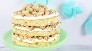 Download How to Make a Funfetti Birthday Cake! Video
