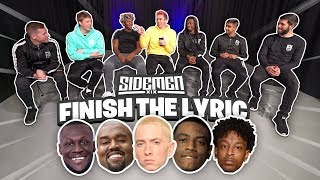Download SIDEMEN FINISH THE LYRIC Video