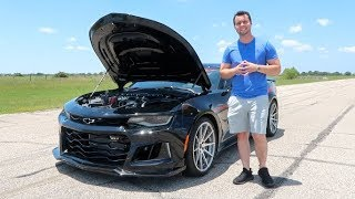 Download The Exorcist Camaro ZL1 Is A 1000HP Demon Killer! Video