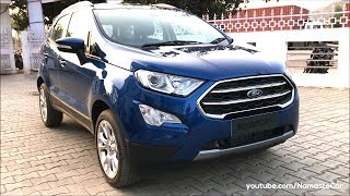 Download Ford EcoSport Titanium+ 2017 | Real-life review Video