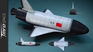 Download SpacePod: China's upcoming reusable space plane Video