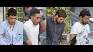 Download Sospechosos de atentados en Cataluña comparecen ante la justicia Video