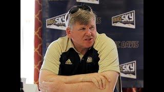 Download Big Sky Conference Kickoff Coaches' Series: UC Davis head coach Dan Hawkins Video