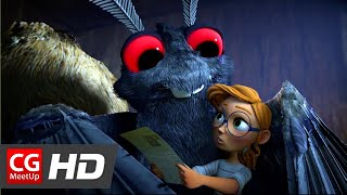 Download CGI Animated Short Film ″Attack of the Mothman″ by Meg Viola,Catrina Miccicke,Khalil Yan | CGMeetup Video