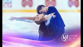Download Qualified Ice Dance ISU Junior Grand Prix Final | #JGPFigure Video