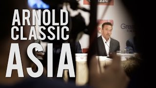 Download Arnold Classic Asia | Hong Kong | Arnold Schwarzenegger | Multi-Sport Festival Video