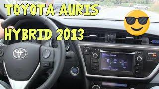 Download Toyota Auris Hybrid 2013 Video