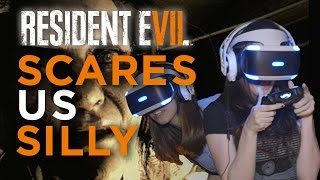 Download Resident Evil 7 Scares House Of Horrors Silly Video