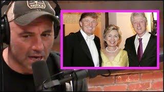 Download Joe Rogan - If Hillary Was Scrutinized Like Trump Video