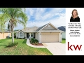 Download 3054 WATERS VIEW CIR, ORANGE PARK, FL Presented by Wendy Hughes. Video