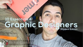 Download 10 Things You MUST HAVE As A Graphic Designer | Life As A Graphic Designer Video
