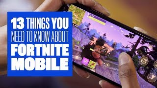 Download 13 Things You Need To Know About Fortnite Mobile Video