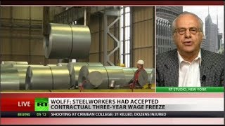 Download Steel Workers to Get Wage Increase Amid Tariff Row Video