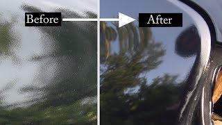 Download How to achieve a super high gloss clear coat Video