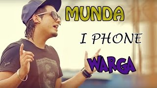 Download Munda iPhone Warga | A Kay Ft Bling Singh | Muzical Doctorz | Panj-aab Video
