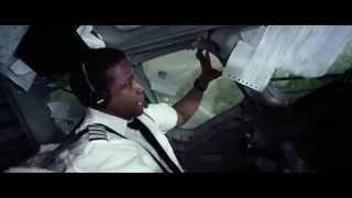 Download Flight crash with Interstellar docking scene score Video