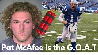 Download Pat McAfee is the BEST punter ever...(highlight reel) Video
