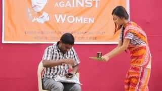 Download Elimination of Violence against Women.............. BD 1 students of Serampore College Performance Video