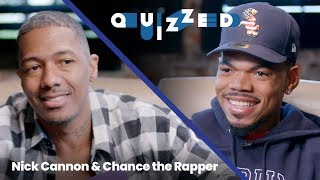 Download Chance the Rapper Gets QUIZZED by Nick Cannon on 'Drumline' | Billboard Video