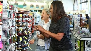 Download Ellen and First Lady Michelle Obama Go to CVS Video