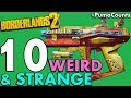 Download Top 10 Weird and Strange Guns and Weapons in Borderlands 2 #PumaCounts Video