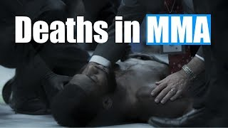 Download Shocking Deaths in MMA History Video