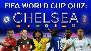 Download FIFA World Cup 2018 Quiz with Chelsea stars! Video