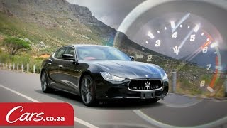 Download Maserati Ghibli S At The Red Line - Review Video