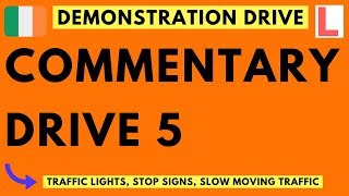 Download Learn to Drive, Commentary Drive - Demonstration Driving Lesson 15 minutes Video