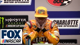 Download Reacting to Kyle Busch's Post Race Interview | NASCAR RACE HUB Video